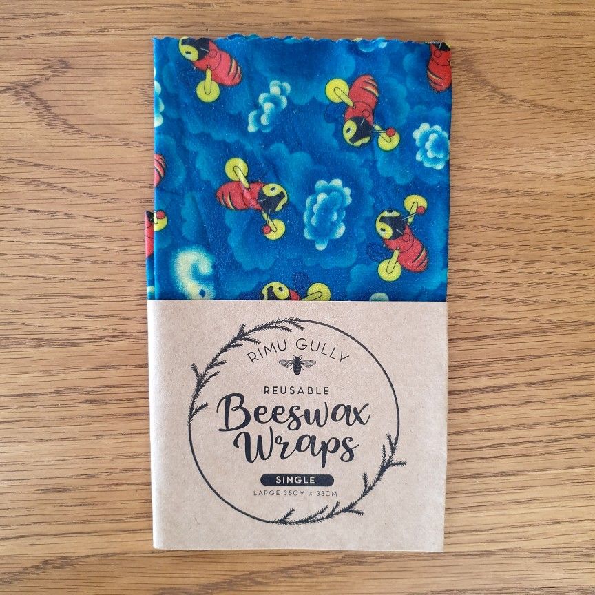 Buzzy Bees Beeswax Wraps